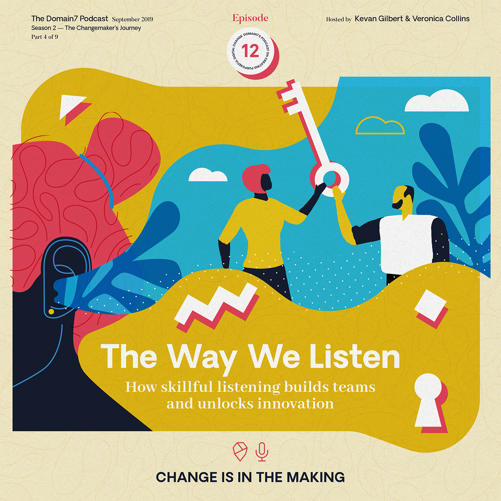 Episode 13: The Way We Listen, with Ceri Rees